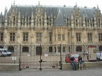 Rouen, Justitzpalast