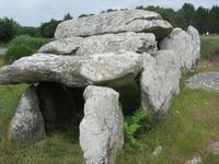Carnac, Dolmen von Kermario