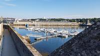 Concarneau, Hafen
