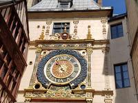 Rouen, Uhrturm Gros Horloge
