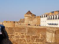 St Malo Stadtmauer