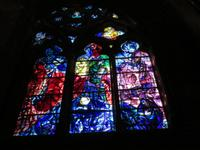 Metz Kathedrale, Chagall-Fenster