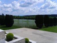 Verdun - der Friedhof