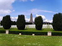 Verdun - Friedhof und Beinhaus