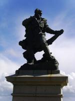 Saint Malo - Jacques Cartier Denkmal