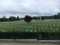 Verdun, Friedhof