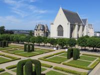 im Schloss Angers