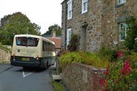 Guernsey, unser Inselbus