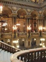 Oper. Aufgang