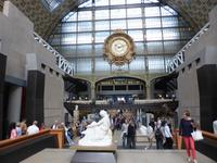 Musee d´Orsay - ehemalige Bahnhofshalle