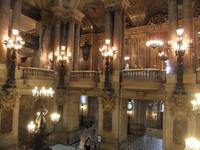 Opera. Aufgang