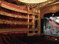 Opera. Zuschauerraum