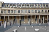 Im Inenhof des Palais Royal
