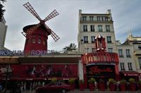 Paris Tag 2 Moulin Rouge