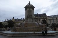 Paris Tag 3 Brunnen von St. Sulpice