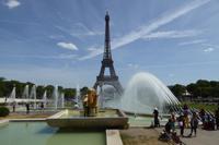 Paris Tag 4 Eiffelturm