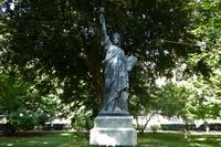 Paris Tag 6 Jardin de Luxembourg,Statue de la Liberté