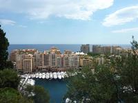das Fürstentum Monaco