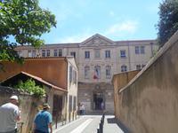 Schule von Cezanne und Zola, Aix