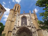 Kathedrale Saint Saveur, Aix