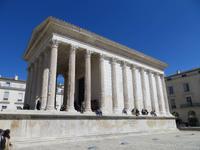 römischer Tempel in Nimes
