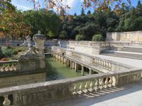 Fontainenpark Nimes