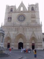 Die Kathedrale von Lyon