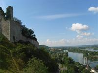 Blick ins Seine-Tal