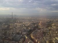 Blick auf Paris vom Montparnasse-Turm