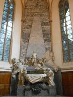 020. Mausoleum von Moritz von Sachsen