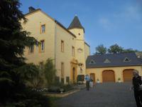 Templerkomturei Roth an der Our - das heutige Schloss ist auf den Grundmauern erbaut