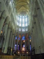 Kathedrale von Beauvais, höchstes gotisches Gewölbe der Welt