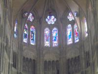 Bourges, Kathedrale, Innenraum