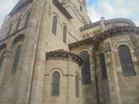 Clermont-Ferrand, Stifts- und Wallfahrtskirche Notre-Dame du Port