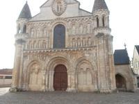 Notre Dame la Grande in Poitiers