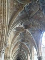 Im Kreuzgang der Kathedrale von León