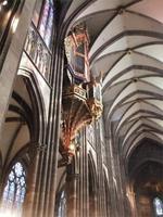 Strasbourg., Schwalbennestorgel