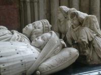 Tours, St.-Gatien, Grabmal der Kinder derAanne de Bretagne
