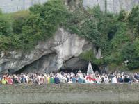 Lourdes, Grotte Masabielle