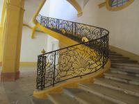 Cluny, Treppenaufgang Konventsgebäude
