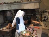 Beaune, Hotel-Dieu, Küche