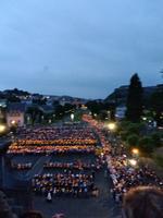 Prozession Lourdes
