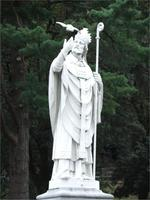 St.Remigius, Bischof von Reims