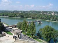 avignon. Pont Bénézet