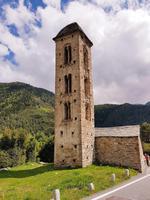 Romanische Kirche im Vall del Madriu
