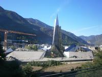 Andorra la Vella - die Therme
