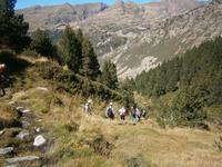 Eberhardt Wandergruppe in Andorra