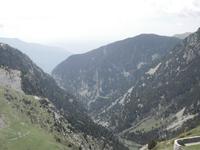 Vall de Nuria - Bergpanorama