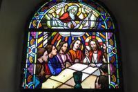 3.Tag, Wanderung im Wald von Brocéliande, Kirche in Tréhorenteuc