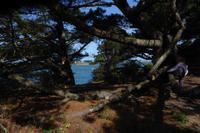 8.Tag, Wanderung an der Rosa Granit Küste